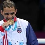Medalla de oro para el boricua Oscar Collazo