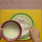 Desayuno delicioso para niños de 1 a 3 años