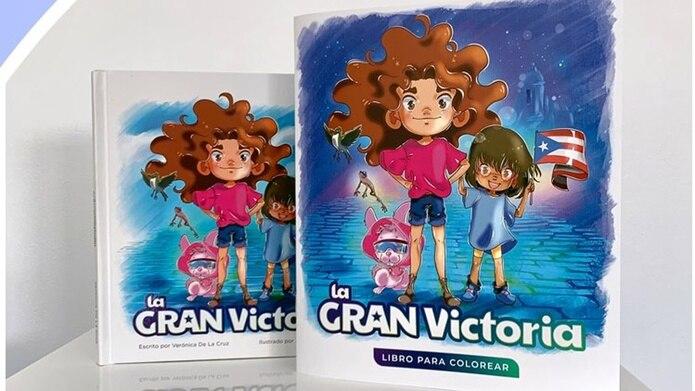 "Libro ""La Gran Victoria""."