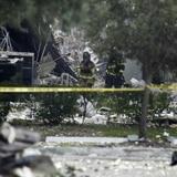 Explosión en centro comercial de Florida