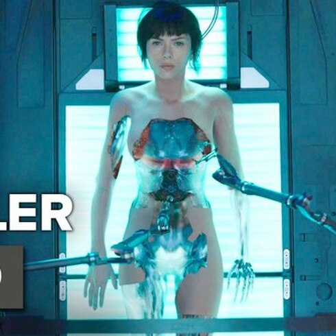 Ghost in the Shell: Trailer