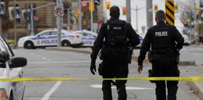 """Las autoridades policiales también han solicitado a los ciudadanos que les proporcionen cualquier """"vídeo o fotografías del sospechoso"""". (AFP)"""