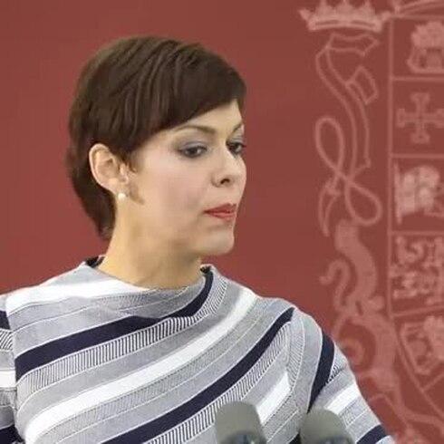 María de Lourdes Santiago se reúne con García Padilla