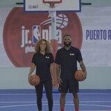 Carla Cortijo y Walter Hodge relatarán sus vivencias durante el Jr. NBA Global Championship