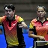 Adriana Díaz confirma que el equipo de tenis de mesa está en buen estado de salud