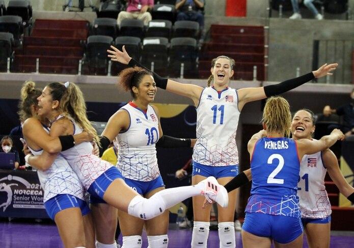 """La Selección logró """"grandes cosas"""" en el Campeonato Norceca y aspira a logros mayores durante este ciclo olímpico."""