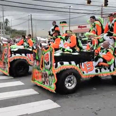 Celebran el Festival de Las Máscaras en Hatillo