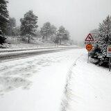 Temporal de nieve activa las alertas en España y afecta al transporte