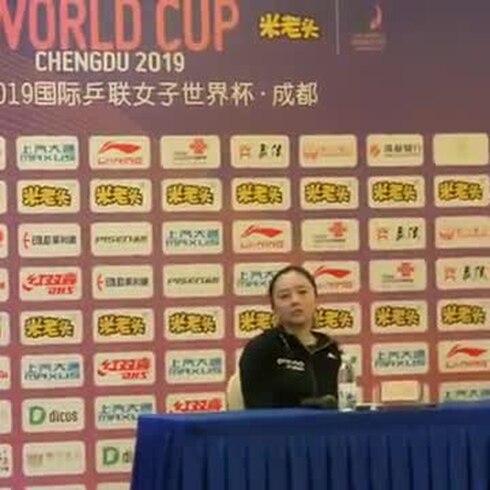 Adriana Díaz conoce sus primeras rivales de la Copa del Mundo