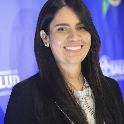 Melissa Marzán explica su misión como principal oficial de epidemiología