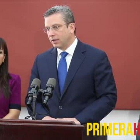 Secretario del Tesoro llega a Puerto Rico