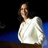 Kamala Harris renunciará a su escaño en el Senado para juramentar como vicepresidenta