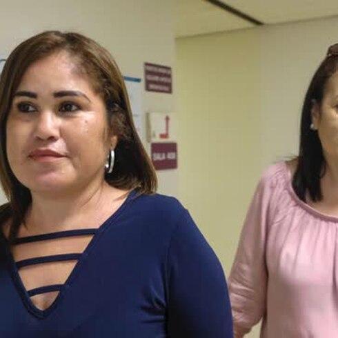 Reitera los problemas de su hermana con Keishla Pérez Biggio