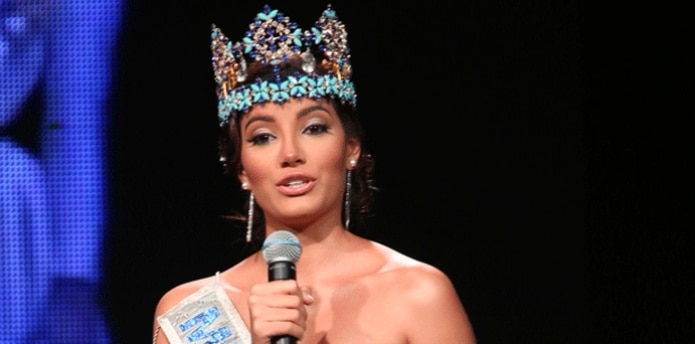 La puertorriqueña Stephanie del Valle entregará corona en el certamen. (Archivo)