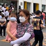 China detecta 79 nuevos casos y ordena hacer pruebas a 70,000 personas