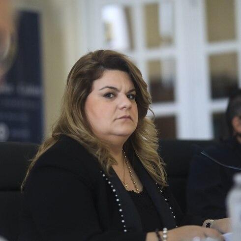 Preocupada y sorprendida Jenniffer González tras reunión con FEMA