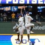 Los Brewers de Milwaukee poncharon su boleto de postemporada