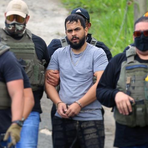 """El dramático arresto de """"Wasa"""" en Orocovis"""