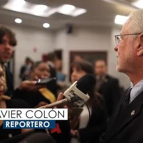 """Héctor Pesquera: """"No queremos sancionar a los compañeros por un error"""""""